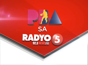 PBA on Radyo5